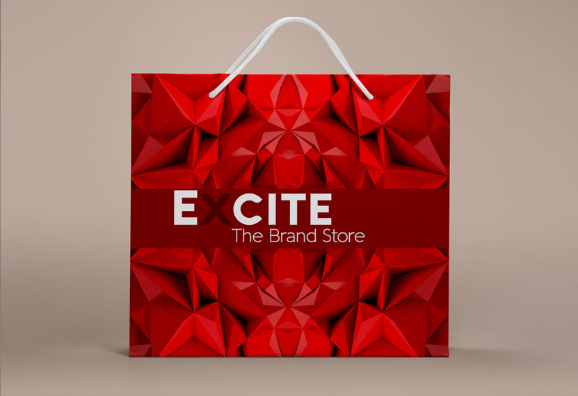 Store Shopping Bag