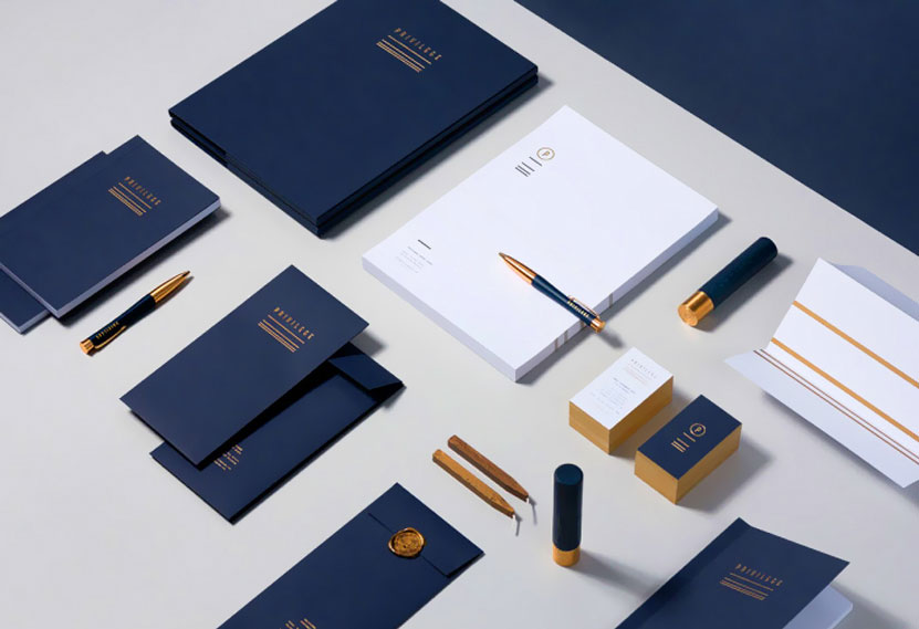 Office Stationary Design